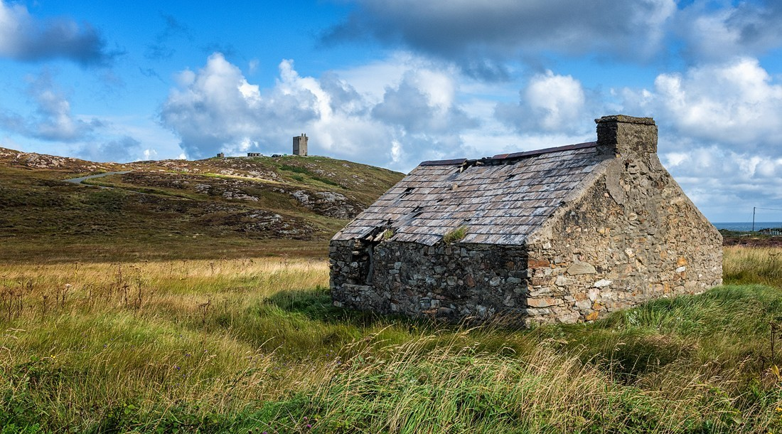 Old House Malin Head