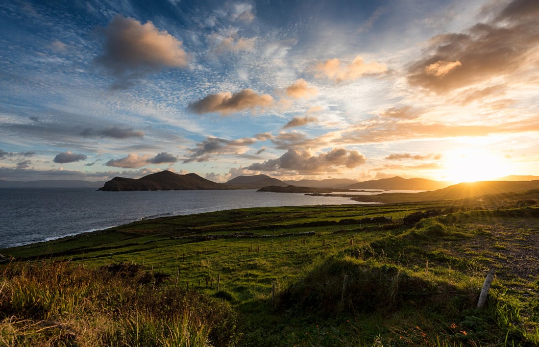 Valentia Island in late summer